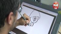 Bonus Calimero - apprendre à le dessiner