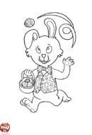 Le lapin jongleur