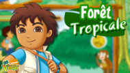 Diego le forêt tropicale