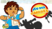 Jeu Diego : les ombres