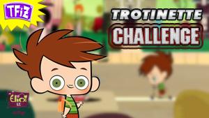 Jeu Eliot Kid : trotinette challenge