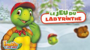 Jeu Franklin : le labyrinthe