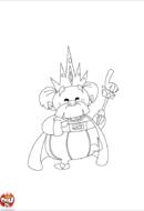 Roi débonnaire