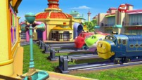 Concentre-toi, Wilson - Chuggington