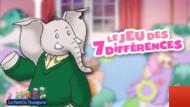 Jeu la Famille Trompette : les 7 différences
