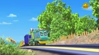 La course aux livraisons - Chuggington