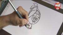 Bonus Priscilla - apprendre à la dessiner