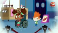 Si c'était moi... en fauteuil roulant ? 2 - Cécile & Kévin
