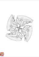 Mandala lapin