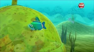 Les octonauts et Pete le poisson perroquet - Octonauts