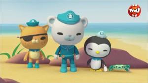 Les Octonauts et les patineurs des mers - Octonauts