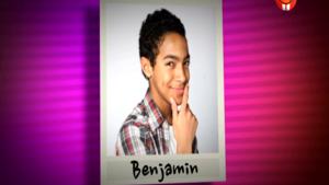 Portrait Benjamin - C'est pas nous c'est TFou