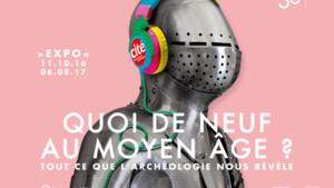 Découvre l'expo du Moyen-Âge !