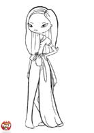 Jolie robe