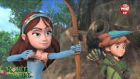 bonus robin des bois leçon de tir à l'arc 3