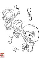 Les petits musiciens