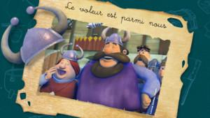 Vignette vic le viking - Le voleur est parmi nous
