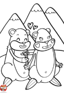 Déclaration de marmotte