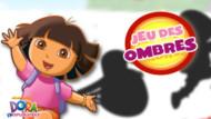 Jeu Dora L'Exploratrice : le jeu des ombres