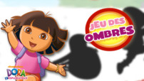 Jeu Dora L&#039;Exploratrice : le jeu des ombres