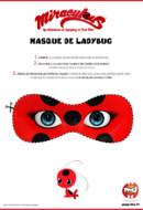 Activités_Miraculous_Masques_Ladybug
