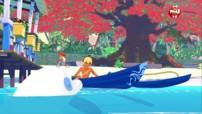 Le tiki volé - Oum le dauphin blanc