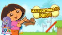 Jeu Dora L&#039;Exploratrice : les aventures de Puppy