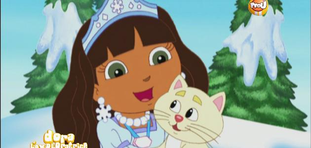 Bande-annonce : Dora sauve la princesse des neiges