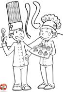 La cantine du chef