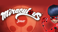Jeu Lady Bug - Miraculous