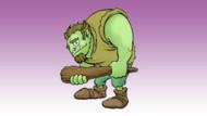 Coloriage Ogre
