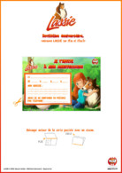 LASSIE_ACTIVITY_CARTES EVENTS_BIRTHDAY INVITATION
