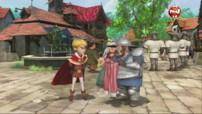 Robin des bois - Piège au village