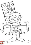 Trop petit pour faire superman
