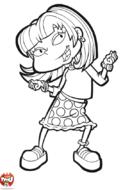 Angelica danse