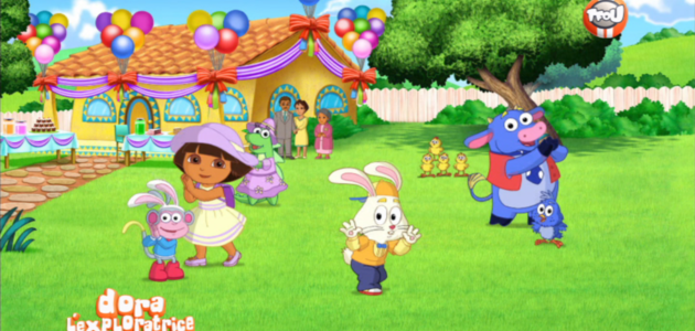 Bonus: Dora et l'aventure de Pâques