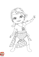 Victoire de Super Bébé Lilly
