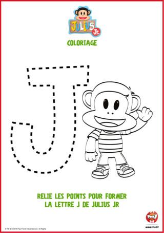 Découvre ce coloriage gratuit à imprimer Julius Jr sur Tfou.fr ! Dans ce super coloriage pour enfant, tu pourras non seulement colorier Julius...
