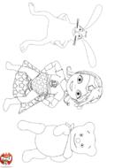 Super Bébé Lilly et ses copains