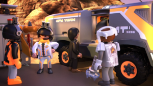 Les Top Agents PLAYMOBIL - Le complot chaos