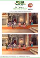 Robin des bois - Jeux des 7 erreurs