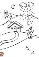 Petit chalet de montagne