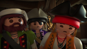 Les Pirates PLAYMOBIL