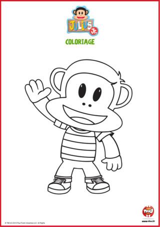 Julius Jr est sur TFou et te propose d'imprimer son coloriage, pour lui mettre plein de couleurs et l'afficher dans ta chambre. Si toi aussi tu aimes la musique et inventer des objets délirants, imprime ce coloriage gratuit pour enfant sur TFou.fr !