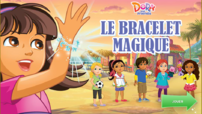 Le Bracelet Magique