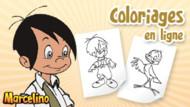Marcelino Coloriage En Ligne