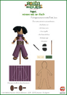 Robin_des_Bois_jeux_dessin_La figurine de Petit Jean
