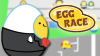 Jeu : Egg Race