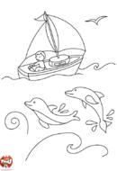 balade en voilier