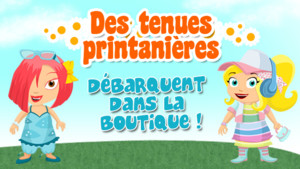 Big MEA : Tenues de printemps